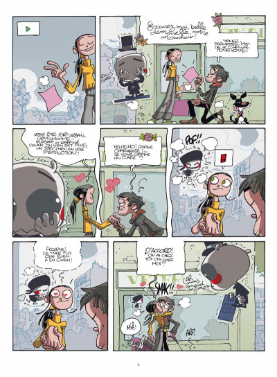 Page 4 toi & moi et ma conscience tome 1 - 1+1=1