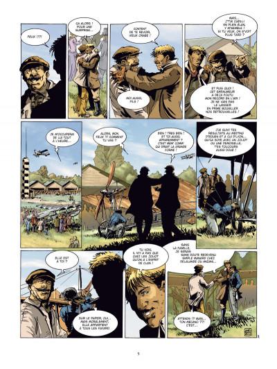 Page 3 les champs d'azur tome 2 - Pénélope