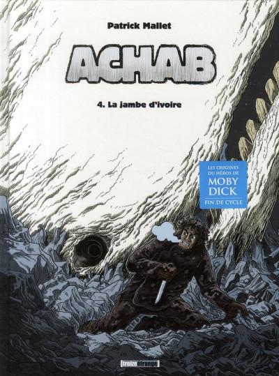 image de Achab tome 4 - la jambe d'ivoire