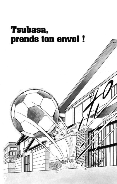Page 5 captain Tsubasa - olive et tom tome 1
