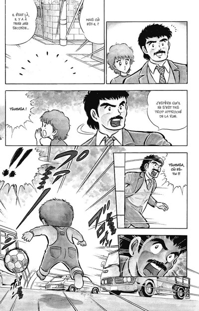 Page 8 captain Tsubasa - olive et tom tome 1