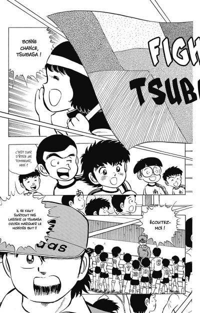 Page 0 captain Tsubasa tome 2