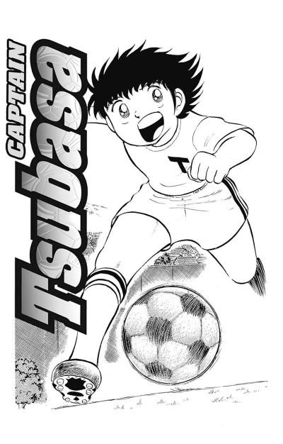 Page 6 captain Tsubasa tome 3