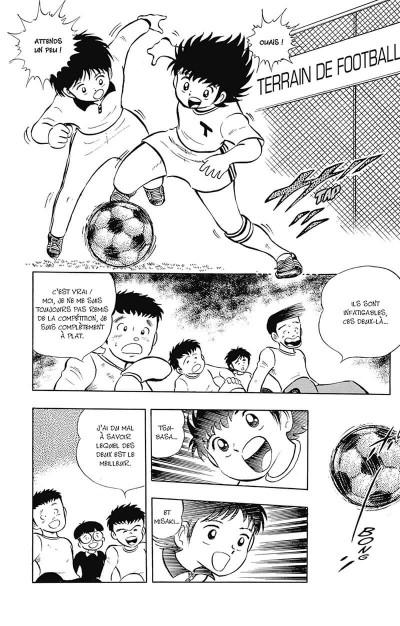 Page 9 captain Tsubasa tome 3