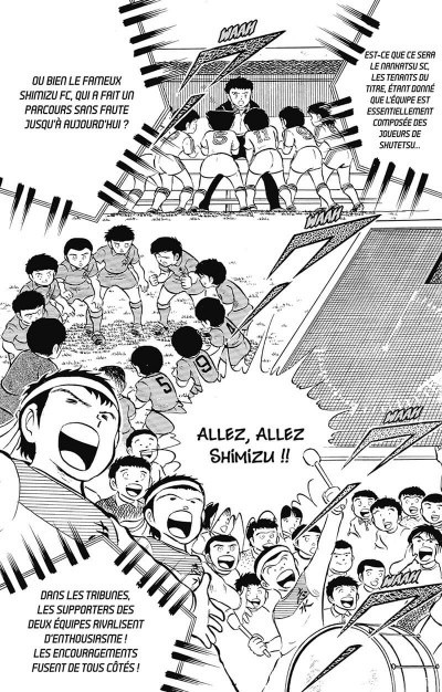 Page 8 captain Tsubasa - Olive et Tom tome 4