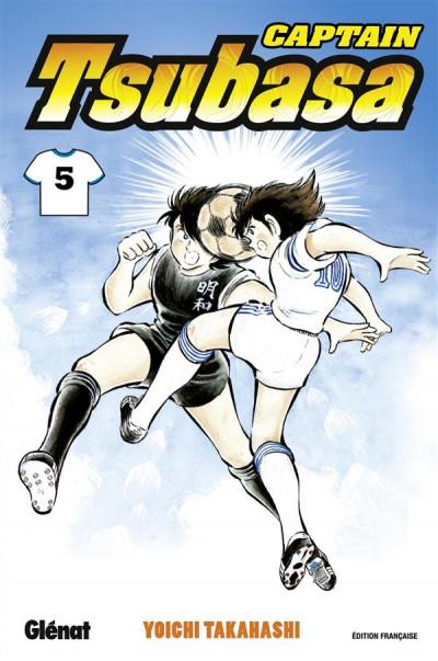 Couverture captain Tsubasa - olive et tom tome 5