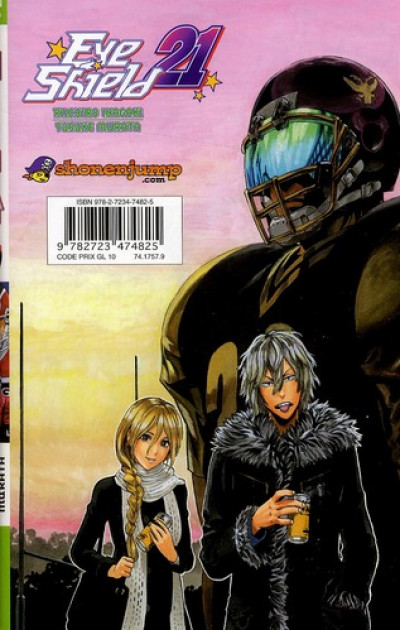 Dos eye shield 21 tome 31 - And the winner is…