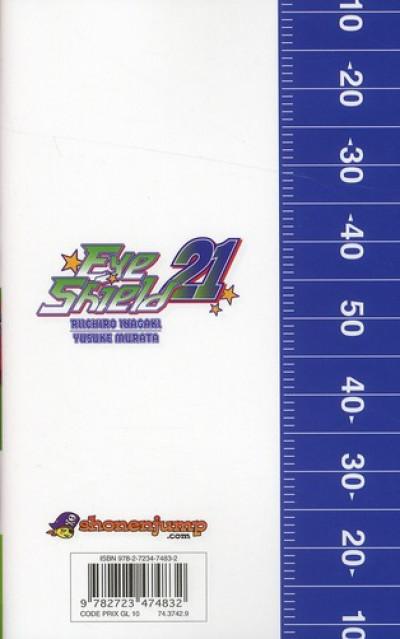 Dos eye shield 21 tome 32