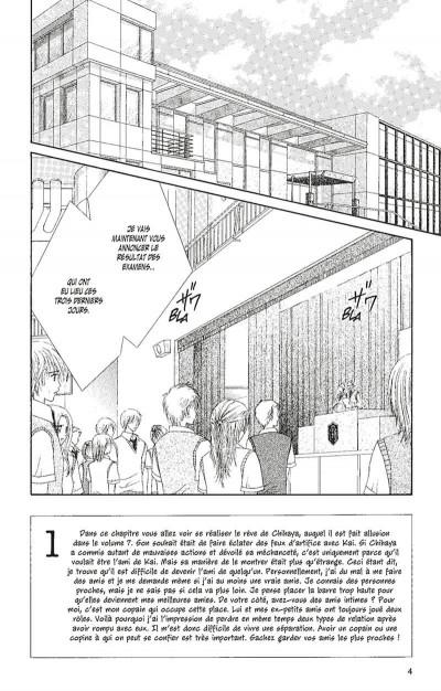 Page 5 honey x honey tome 8