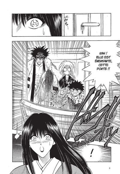 Page 9 Kenshin le vagabond - perfect edition tome 4