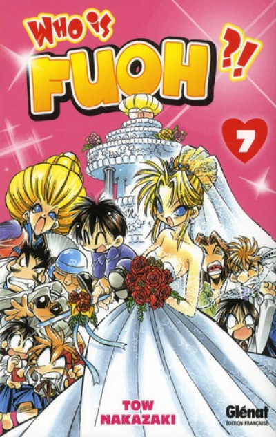 Couverture who is Fuoh ?! tome 7