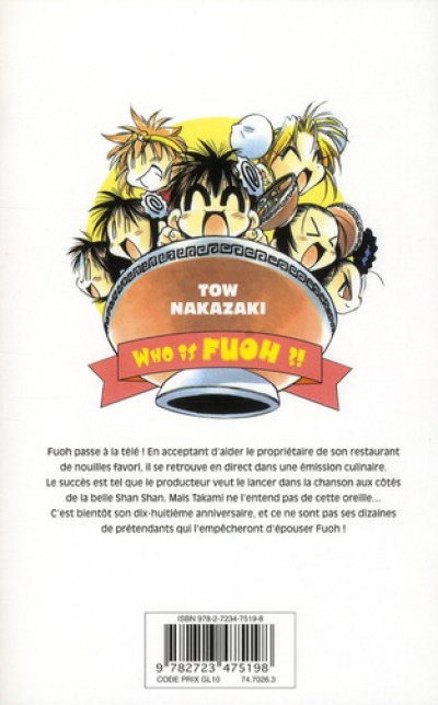 Dos who is Fuoh ?! tome 7