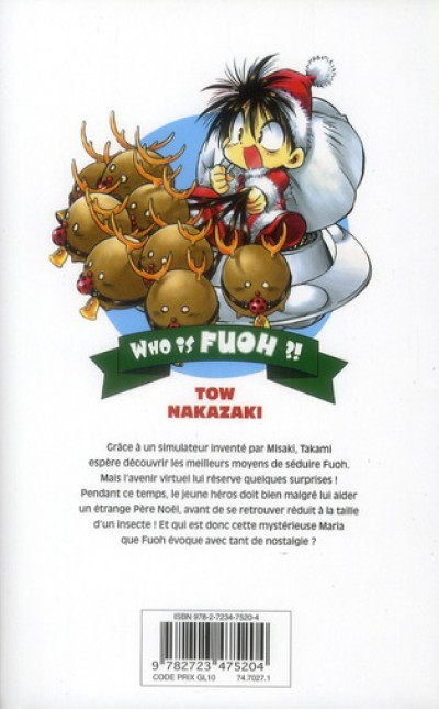 Dos who is fuoh ?! tome 8