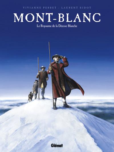 image de Mont-Blanc ; le royaume de la déesse blanche