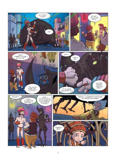 Page 2 arthur et les minimoys - arthur et la vengeance de maltazard tome 2