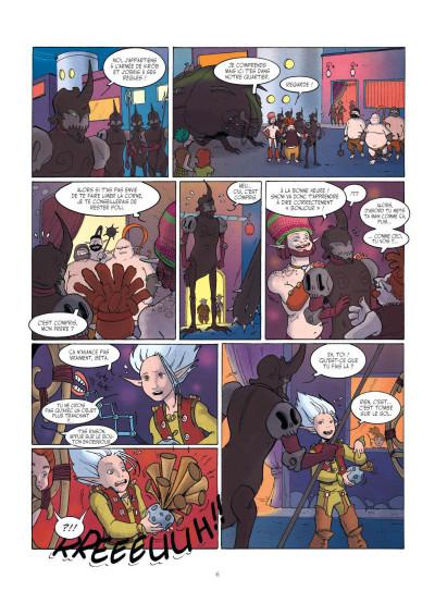 Page 4 arthur et les minimoys - arthur et la vengeance de maltazard tome 2
