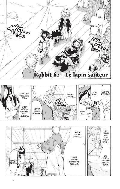 Page 6 samouraï usagi tome 8