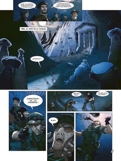 Page 1 l'appel des légendes tome 1 - opération Claymore
