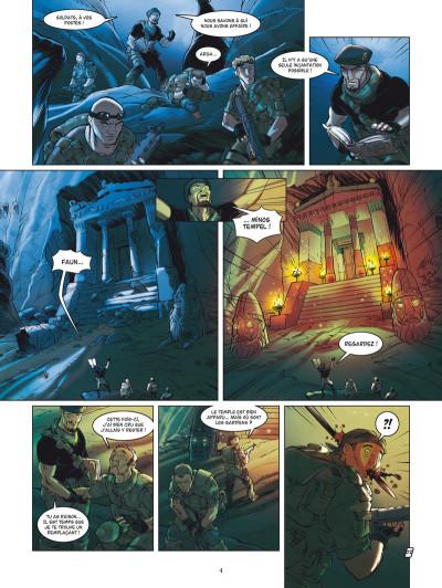 Page 2 l'appel des légendes tome 1 - opération Claymore