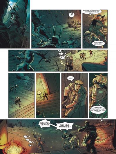 Page 3 l'appel des légendes tome 1 - opération Claymore