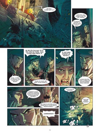 Page 4 l'appel des légendes tome 1 - opération Claymore