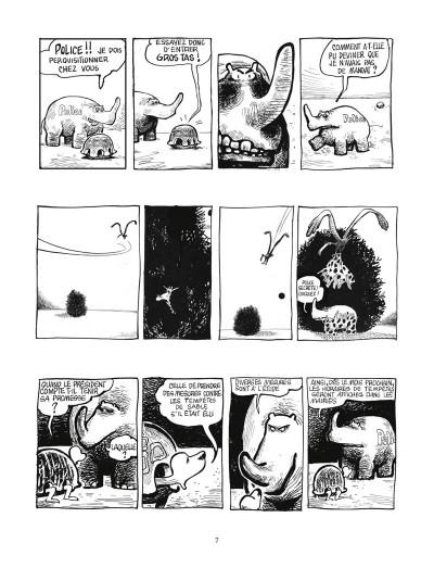 Page 3 le baron noir ; intégrale