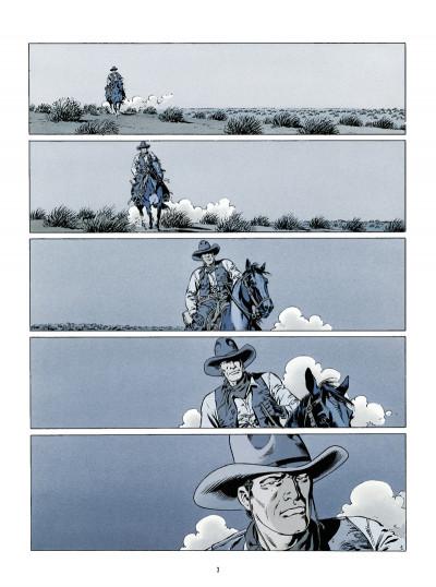 Page 1 de silence et de sang - intégrale tome 6 à tome 10