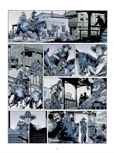 Page 2 de silence et de sang - intégrale tome 6 à tome 10