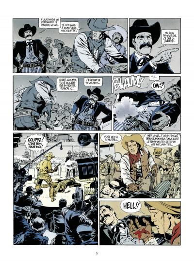 Page 3 de silence et de sang - intégrale tome 6 à tome 10