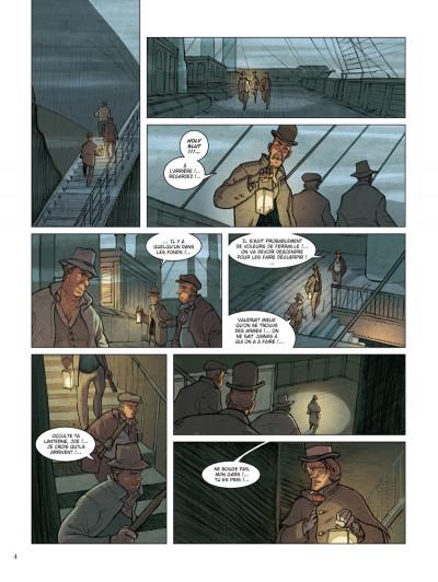Page 2 spécial branch tome 1 - l'agonie du Léviathan