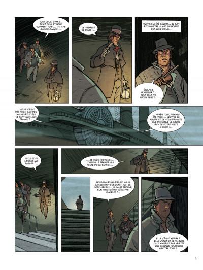 Page 3 spécial branch tome 1 - l'agonie du Léviathan
