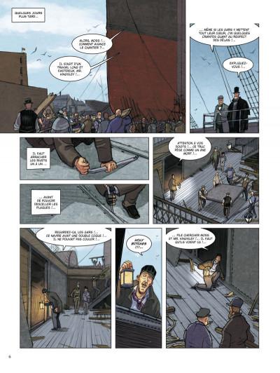 Page 4 spécial branch tome 1 - l'agonie du Léviathan