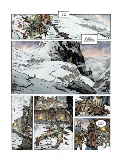 Page 1 magus tome 3 - l'insoumise