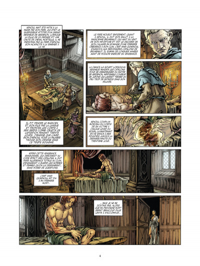 Page 2 magus tome 3 - l'insoumise