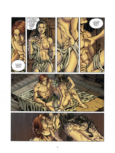 Page 3 magus tome 3 - l'insoumise