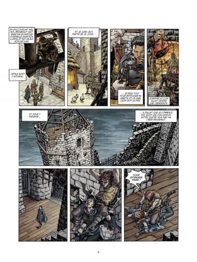 Page 4 magus tome 3 - l'insoumise