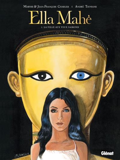 image de Ella Mahé tome 1 - la fille aux yeux vairons