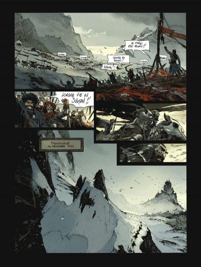 Page 2 les chroniques de Légion tome 1