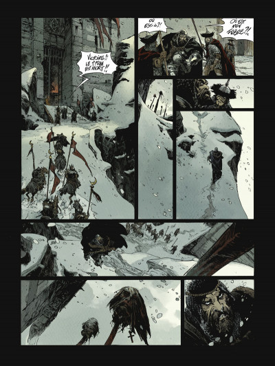 Page 3 les chroniques de Légion tome 1