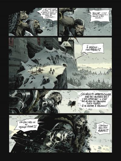 Page 4 les chroniques de Légion tome 1