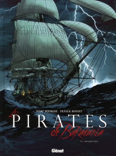 image de les pirates de Barataria tome 3 - Grande-Isle