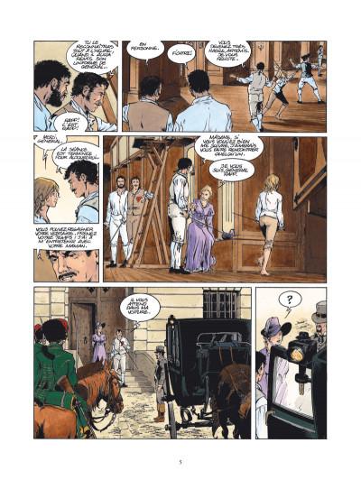Page 3 Les pirates de Barataria tome 3