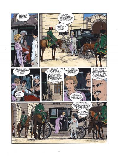 Page 4 Les pirates de Barataria tome 3