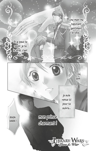Page 6 library wars - love & war  tome 1
