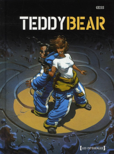 Couverture Teddy bear ; intégrale
