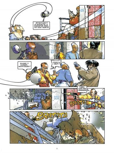 Page 2 Teddy bear ; intégrale