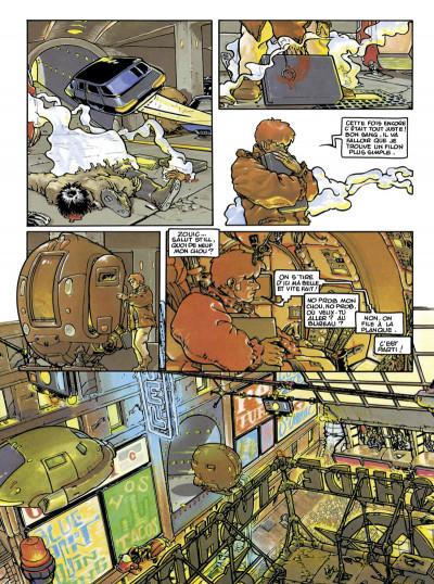 Page 4 Teddy bear ; intégrale
