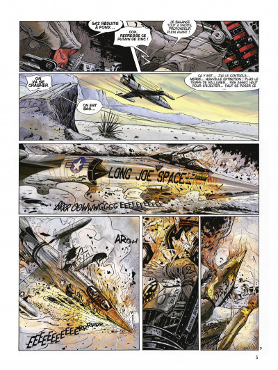 Page 3 Bowen tome 1 - l'homme le plus haut