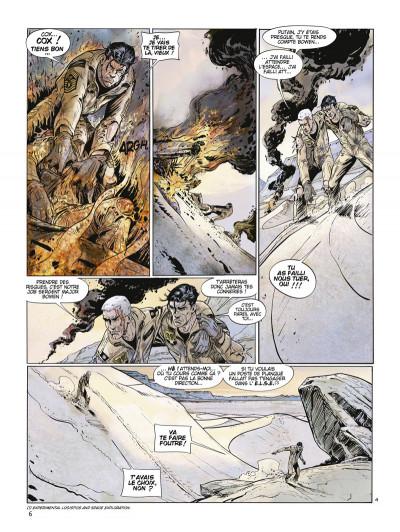 Page 4 Bowen tome 1 - l'homme le plus haut