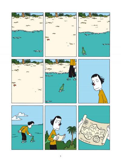 Page 1 l'île aux 100 000 morts